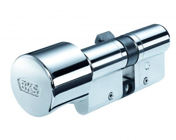 BKS Janus 46 Knauf Schliesszylinder / Version Chrom-Nickel-Stahl