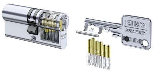 Ikon Doppel Schließzylinder SK6 Multi